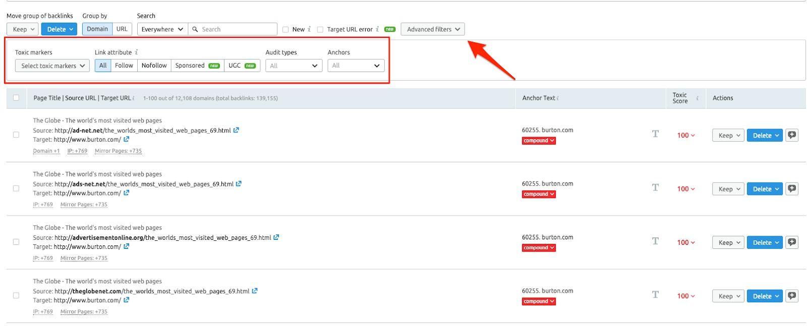 Cómo auditar tus backlinks image 6