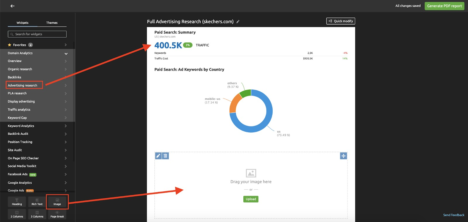 Analyzing Your Competitor's Advertising Strategy with Semrush image 10