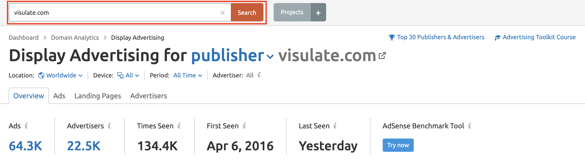 Building a Media Buying Strategy with Semrush image 2