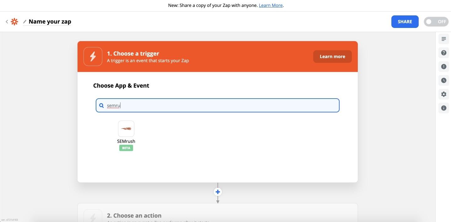 Comment intégrer Zapier à Audit de site image 3