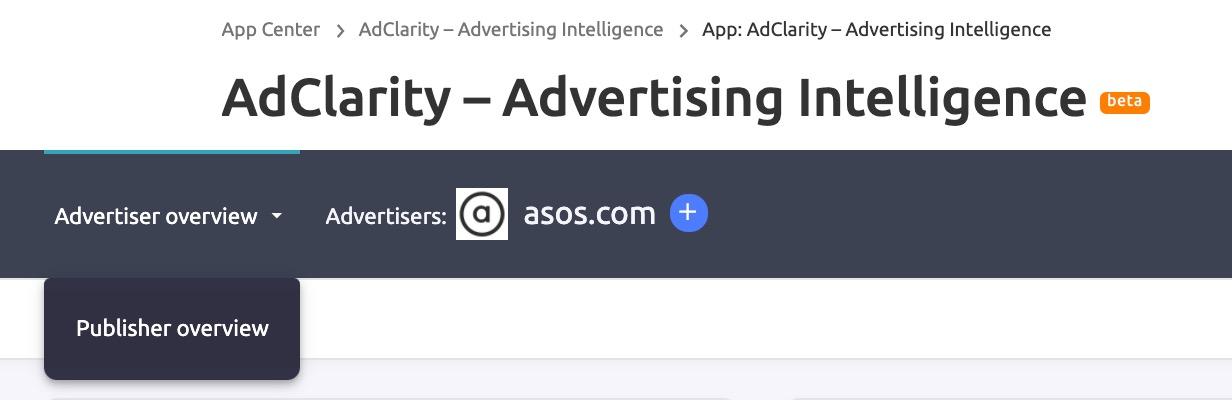 AdClarity - Advertising Intelligence image 2