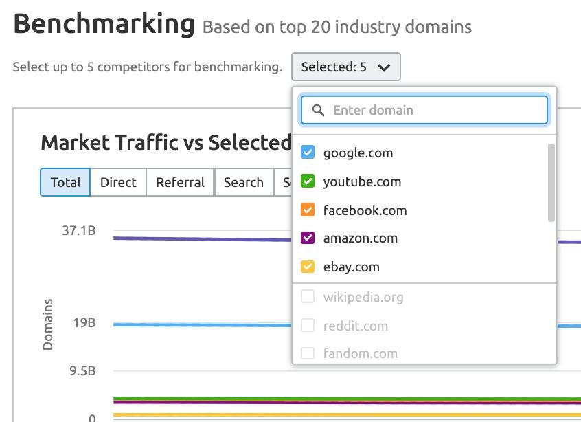 Market Explorer Benchmarking Report image 1