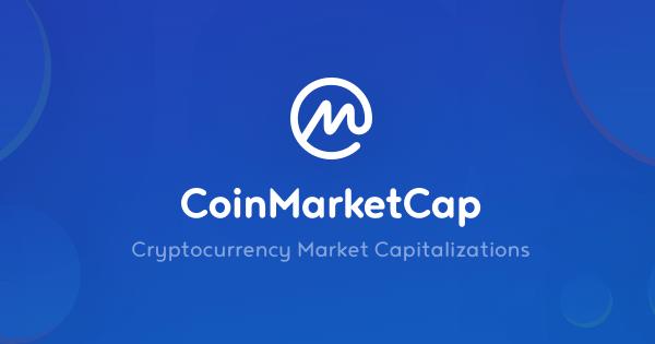 coinmarketcap.com Favicon